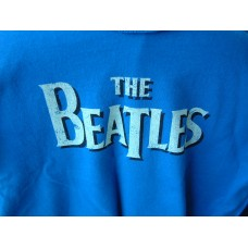 Beatles kids shirt, blue drop T-logo
