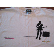 Paul McCartney standing shirt