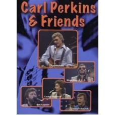 dvd Carl Perkins & Friends