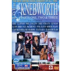 dvd Knebworth