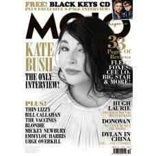 Mojo Magazine nr 211, june 2011