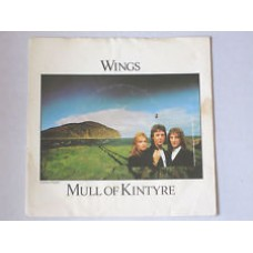 Mull of Kintyre, Capitol R6018