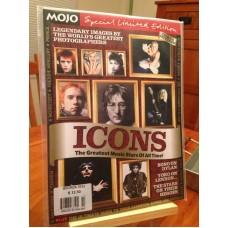 Mojo Magazine Icons 2004